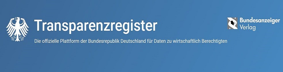 Transparenzregister